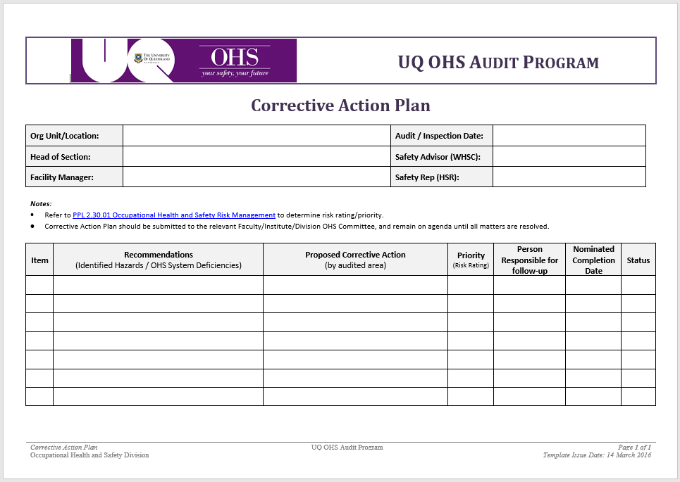 action plan template 01