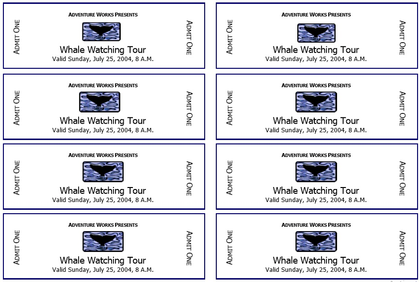 10 Free Parking Ticket Templates