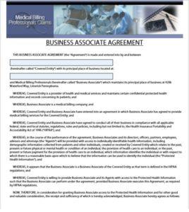business associate agreement template 01