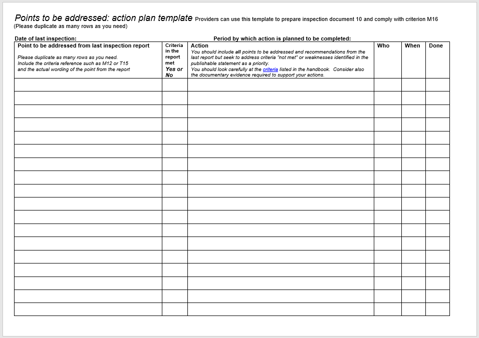 action plan template 07
