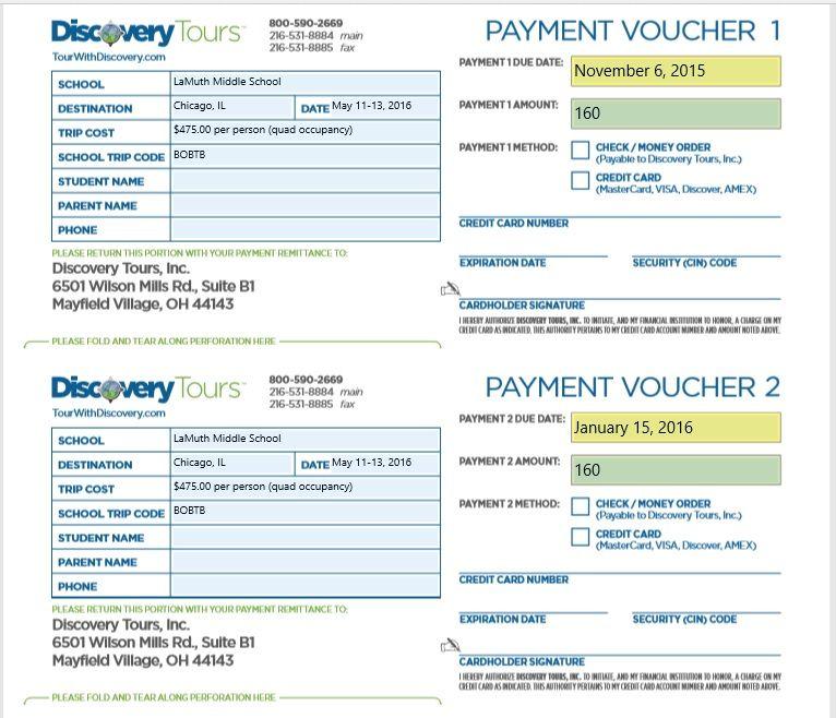 Payment Voucher Template 10