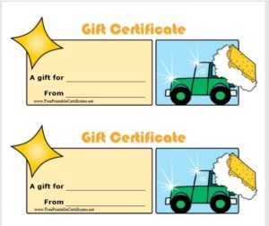 gift certificate template 04