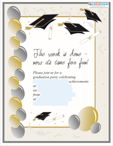 invitation template 11