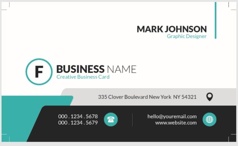15 Free Visiting Card Templates