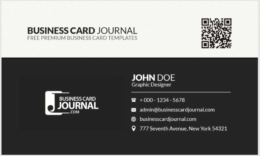 Visiting Card Template 02